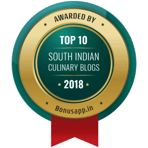 Top 10 South Indian Blog - 2018
