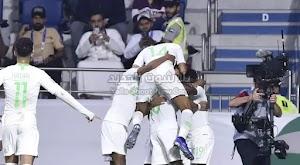 السعودية تضرب موعد في النهائي مع البحرين بعد الفوز على منتخب قطر بهدف وحيد