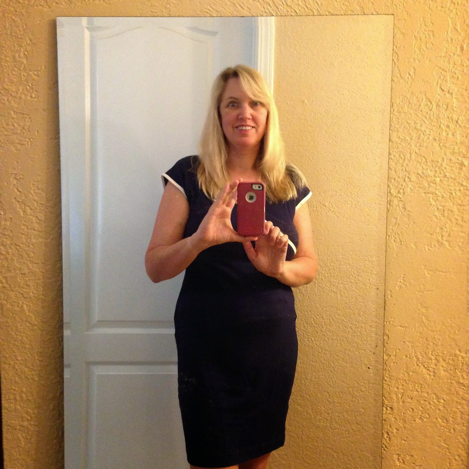 Stitchfix, Asta Reversable French Terry Sheath