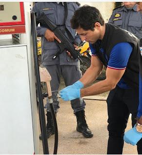 """""""Vendiam Álcool no lugar de Gasolina"""", diz PROCON sobre Postos de Combustível interditado em Chapadinha."""