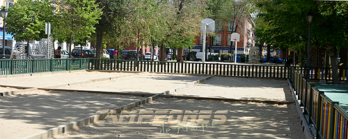 Petanca Aranjuez