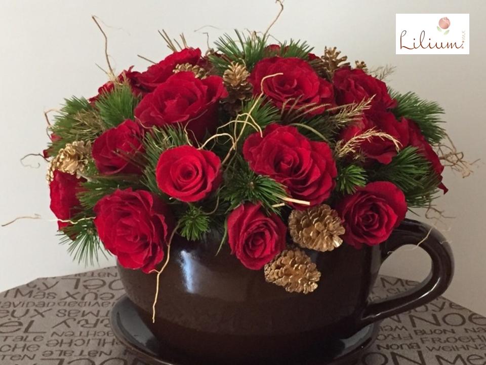 Arreglos Florales A Domicilio En Lilium Tenemos Los Mejores - Imagenes-de-arreglos-florales