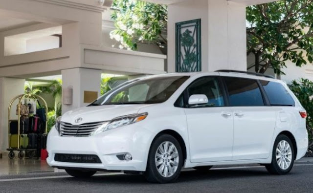 2018 Toyota Sienna Redesign Price and Release Date