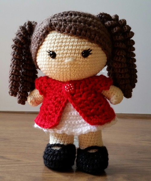 Beautiful Weebee Doll - Free Pattern