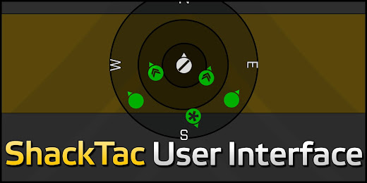 Arma3のUI強化MODのShackTac User Interface