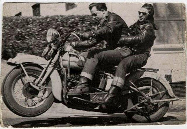 Vintage American Motorcycles 91