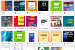 Libros digitales para el aprendizaje de la lengua inglesa