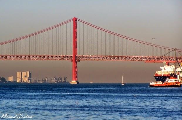 Lisbona, Ponte 25 de Abril