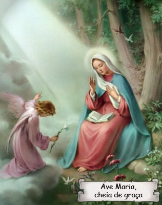 Anunciação do Anjo à Virgem Maria