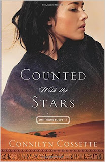 http://www.amazon.com/Counted-Stars-Egypt-Connilyn-Cossette/dp/0764214373/ref=sr_1_1?ie=UTF8&qid=1459823212&sr=8-1&keywords=counted+with+the+stars