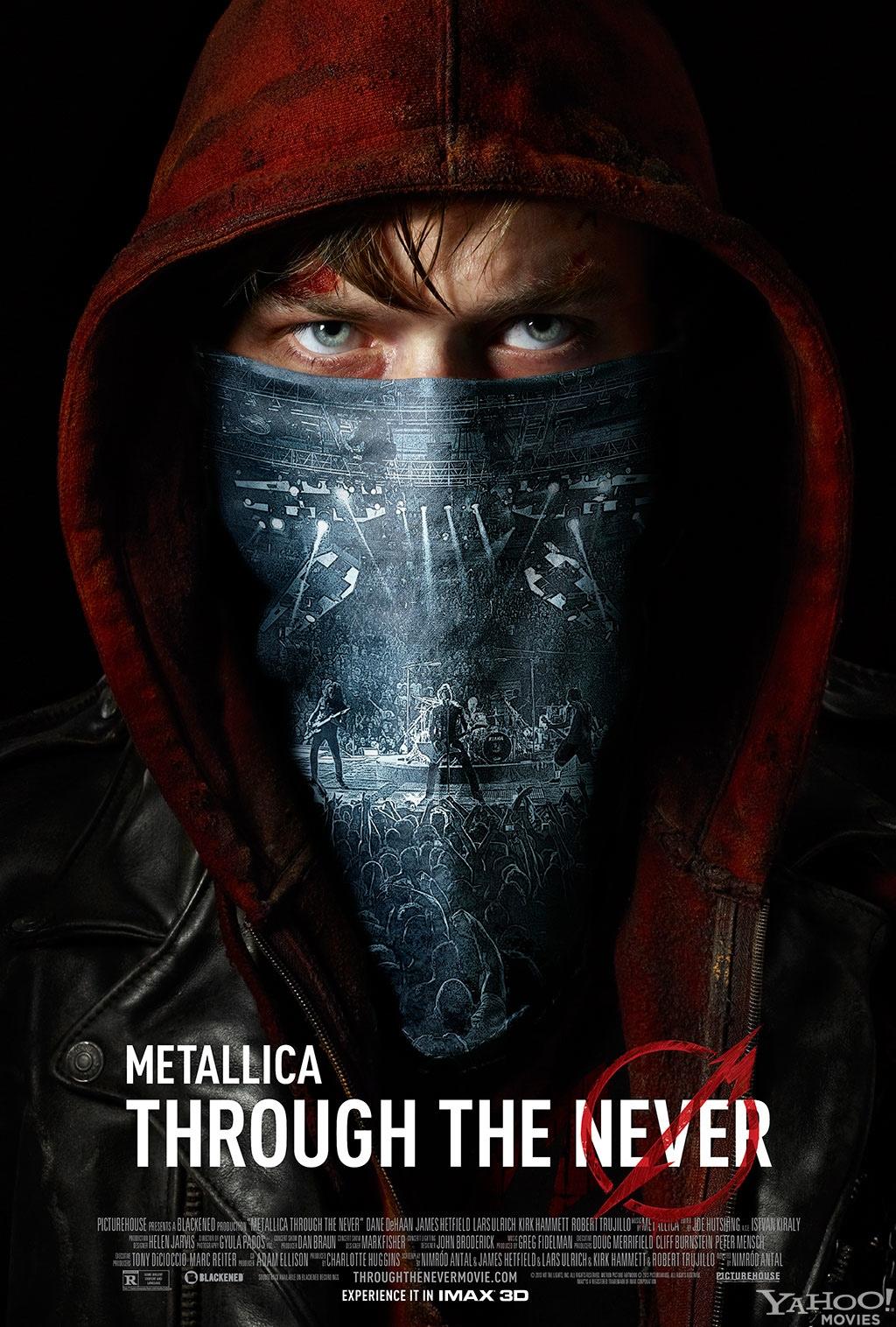 Metallica: Through the Never (2013) ταινιες online seires oipeirates greek subs