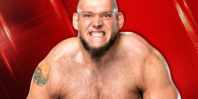 Backstage News On WWE Restricting One Of Lars Sullivan's Moves For Special Occasions