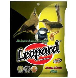 Daftar Harga Pakan Burung Leopard Terbaru Saat Ini 2017