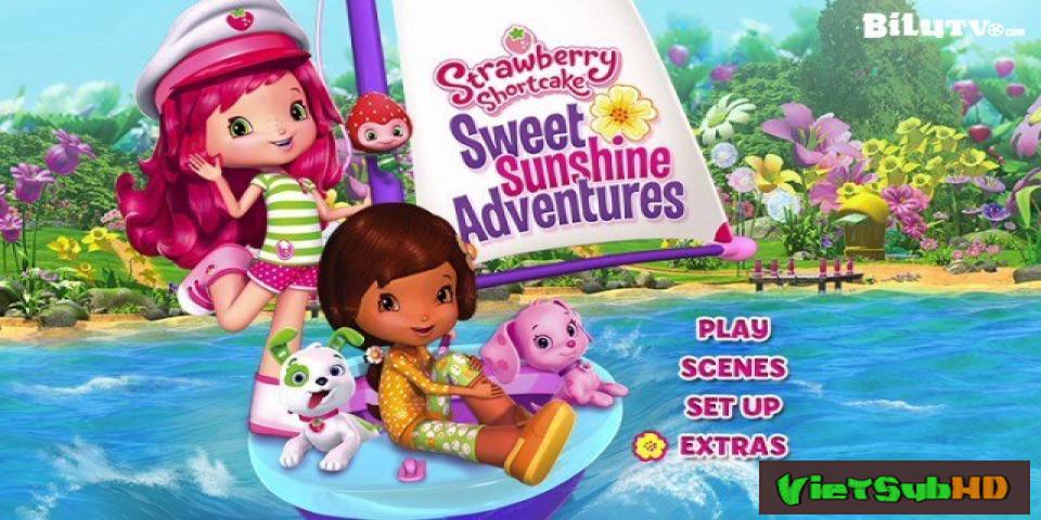 Phim Cuộc Phiêu Lưu Ly kì VietSub HD | Strawberry Shortcake Sweet Sunshine Adventures 2016