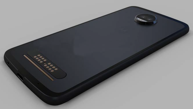 Moto Z2 Force Meluncur dengan Kamera Ganda dan Layar Antipecah