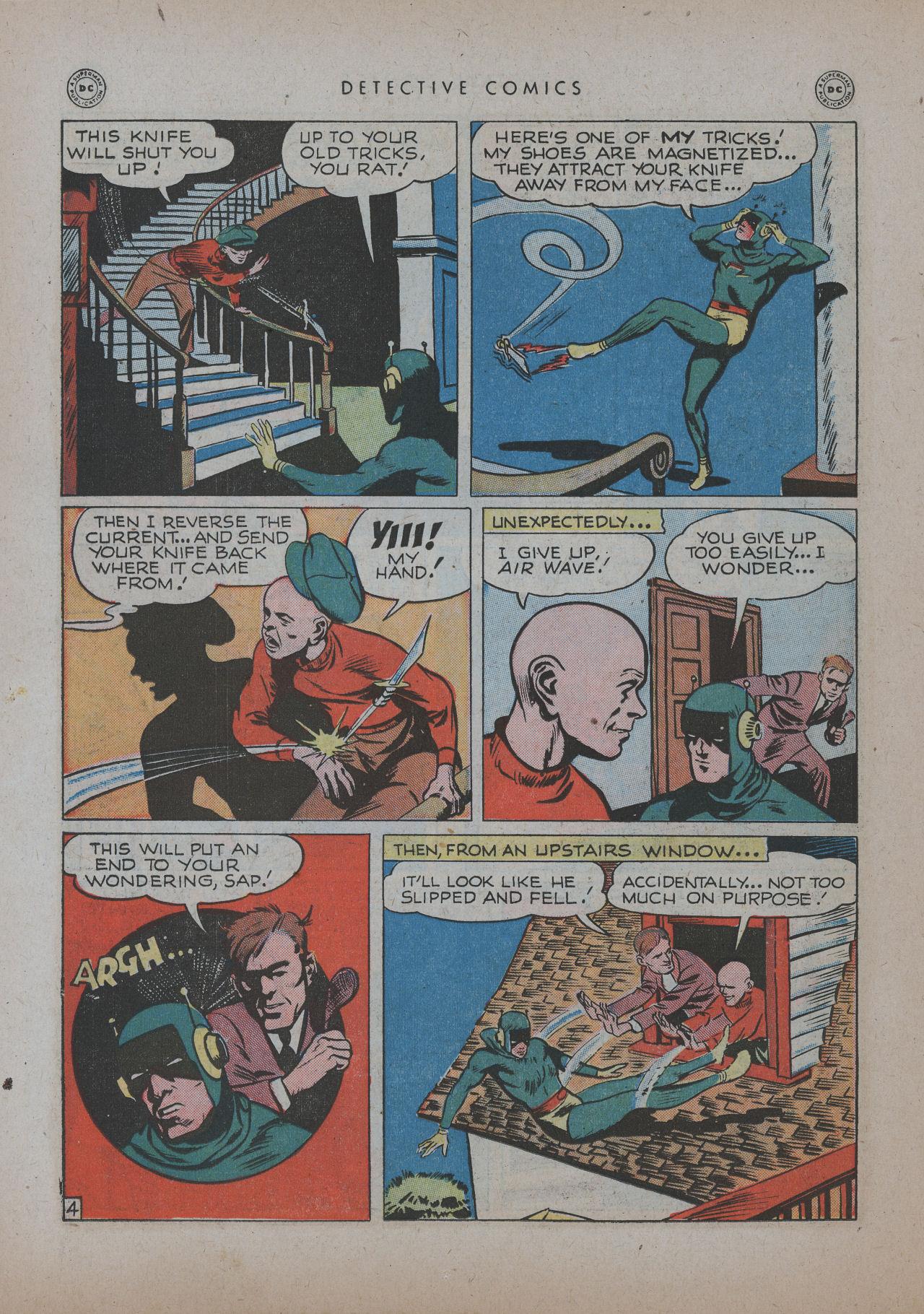 Read online Detective Comics (1937) comic -  Issue #137 - 20