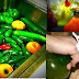 Αφαιρέσετε εύκολα τα φυτοφάρμακα από τα φρούτα και τα λαχανικά