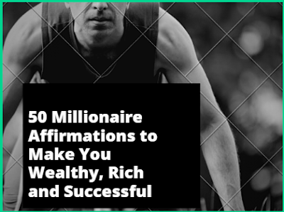 millionaire affirmations for successful people