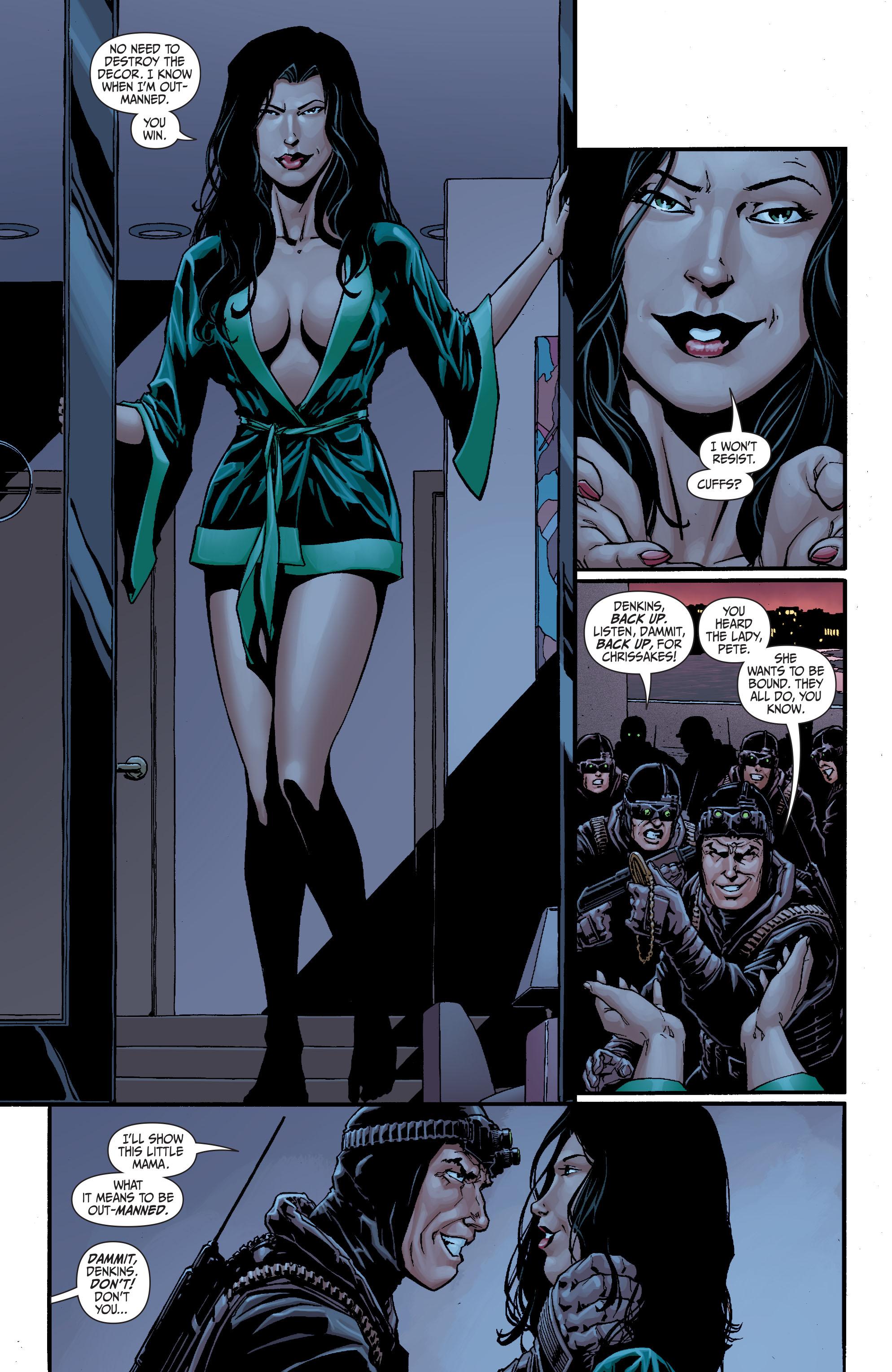 Read online Secret Six (2008) comic -  Issue #19 - 14