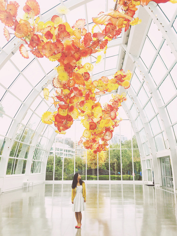 Things to do in Seattle - Chihuly Garden and Glass