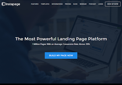 Instapage has over 250 thousands users and businesses