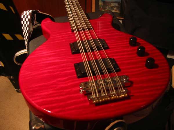 12 string bass