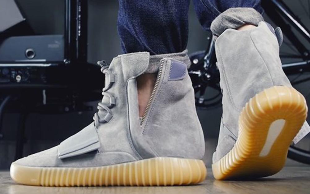 """5ca690d8cd66b2 adidas Yeezy 750 Boost """"Light Grey"""" Store List - Sneaker News   Review"""