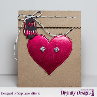 Divinity Designs Custom Dies: Festive Favors