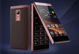 Gionee W909 premium flip phone