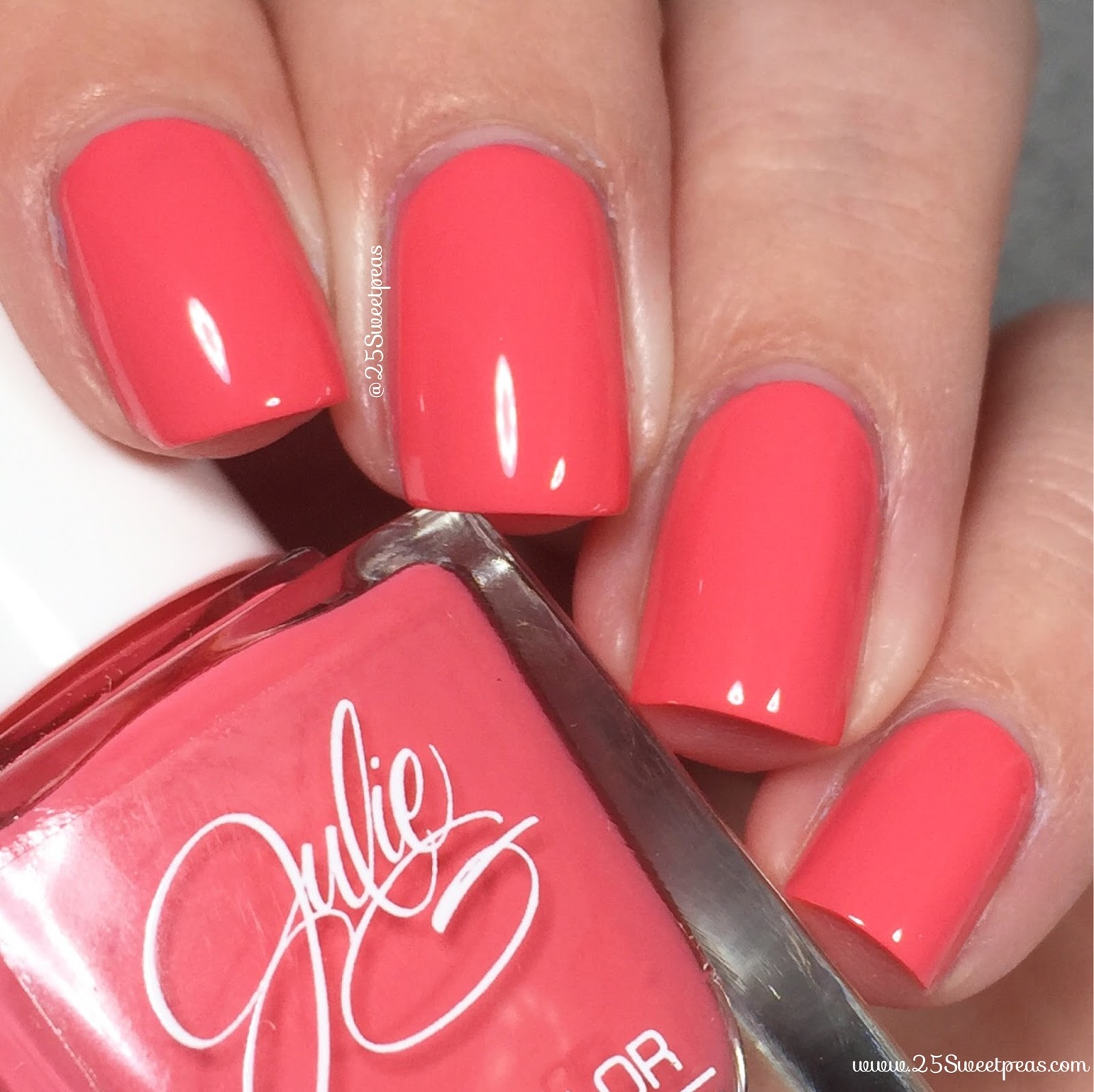 Julie G Nail Polish Julies Fave