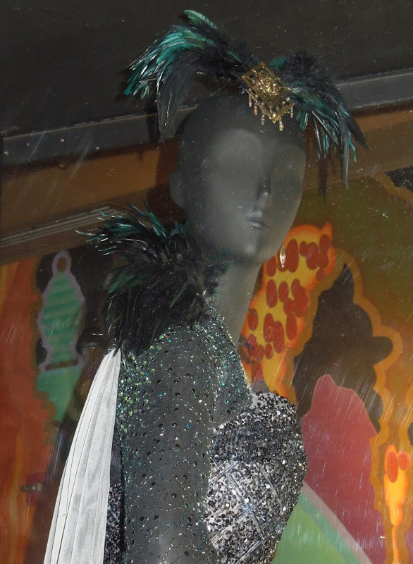 Evanora costume headpiece Oz Great Powerful