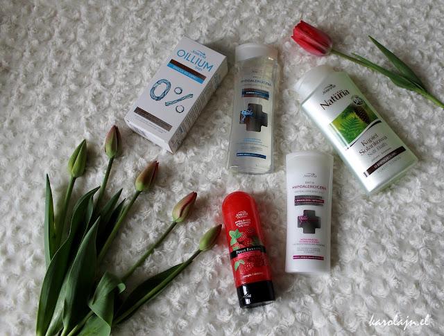 Wyjątkowa przesyłka od firmy Laboratorium Kosmetyczne Joanna