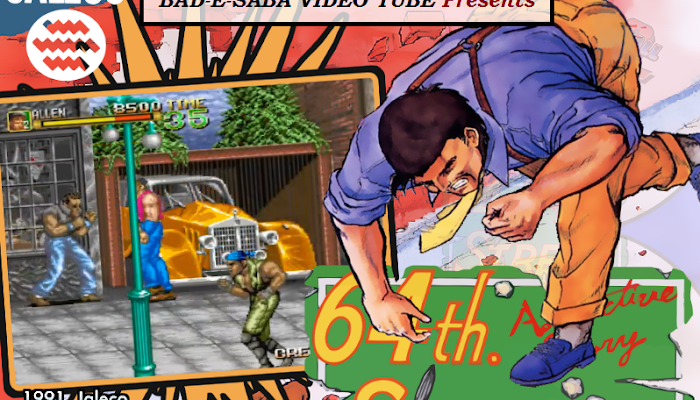 BAD-E-SABA Presents - Play 64th Street A Detective Story Game Online