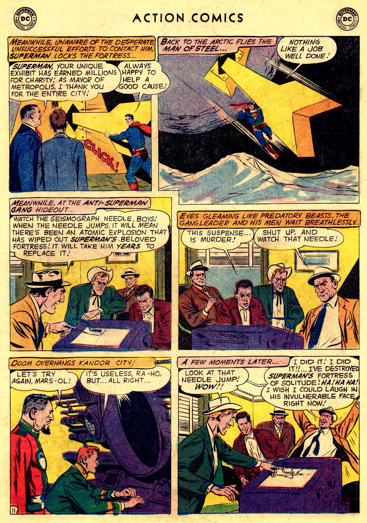 Read online Action Comics (1938) comic -  Issue #261 - 13