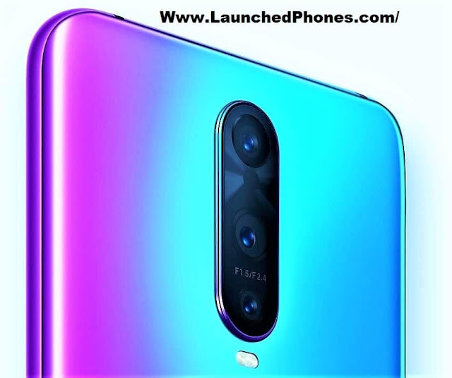 launched inwards Republic of Republic of India equally the premium mobile vociferation of the companionship Oppo R17 Pro premium mobile vociferation launched inwards Republic of Republic of India