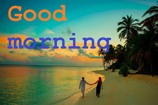 most romantic good morning couple images