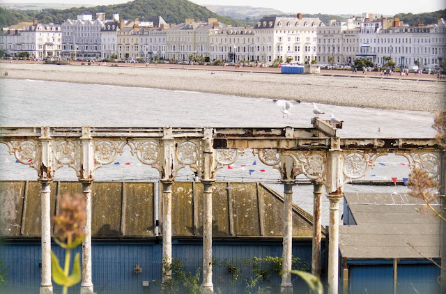 Things to do in North Wales: walk along Llandudno Pier