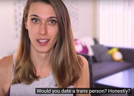would you date a tranny