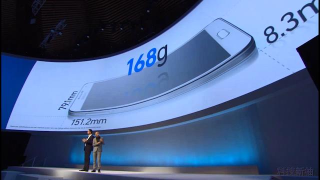 詳盡報導 SAMSUNG Galaxy Note 3、Note 10.1、 Galaxy Gear 發表會內容 Galaxy+Note+3+-10