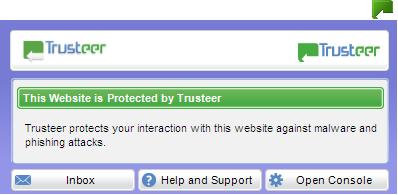 Build trust online with Trusteer Rapport