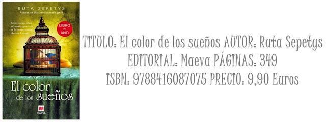 Reseña: El color de los sueños