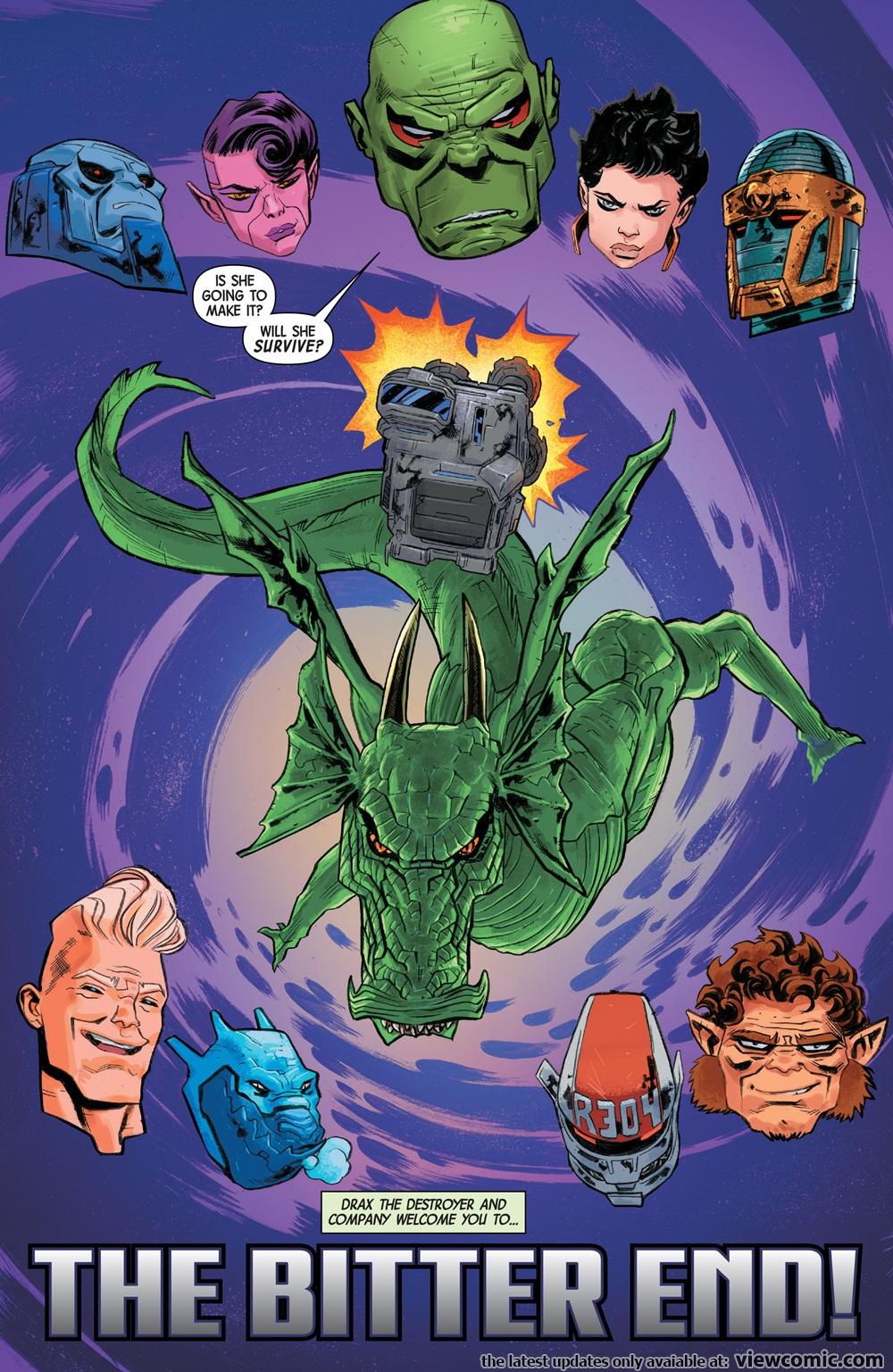 Drax 011 (2016)  | Vietcomic.net reading comics online for free