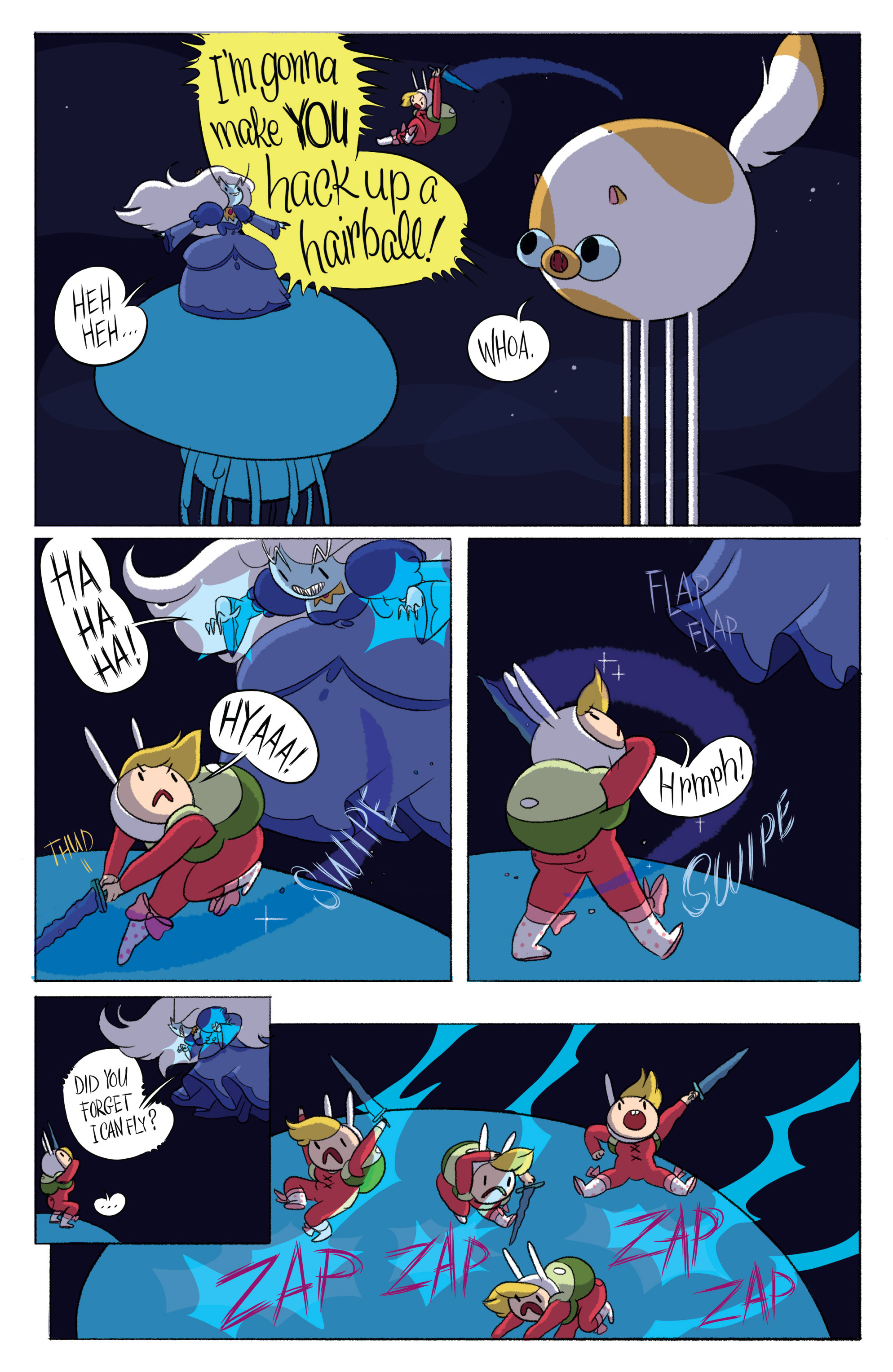Read online Adventure Time with Fionna & Cake comic -  Issue #2 - 8