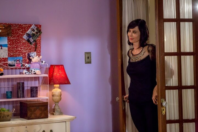 'GOOD WITCH,' SEASON THREE: EPISODE 1: New Faces and Tests, plus Romance in the Air! Thoughts on the third season debut of the Hallmark series. Text © Rissi JC