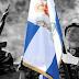 ΕΛΛΗΝΙΚΗ ΙΣΤΟΡΙΑ-ΣΑΝ ΣΗΜΕΡΑ 13 Ιανουαρίου Tο 1822 Καθιερώνεται η Γαλανόλευκη ως επίσημο σύμβολο του Γένους των Ελλήνων!!