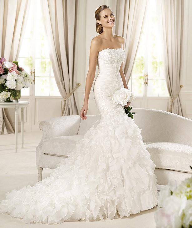 0f1f13267556c مجموعة من فساتين الزفاف white dresses ~ عالم المراة