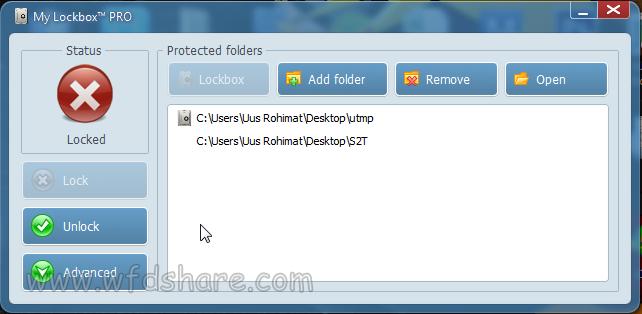 My Lockbox Professional Edition full version setup crack serial number