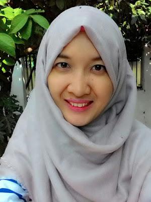 warna jilbab vs warna lipstik