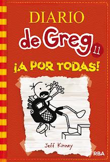 Número 10. Diario de Greg 11. Libreria Cilsa. Alicante.