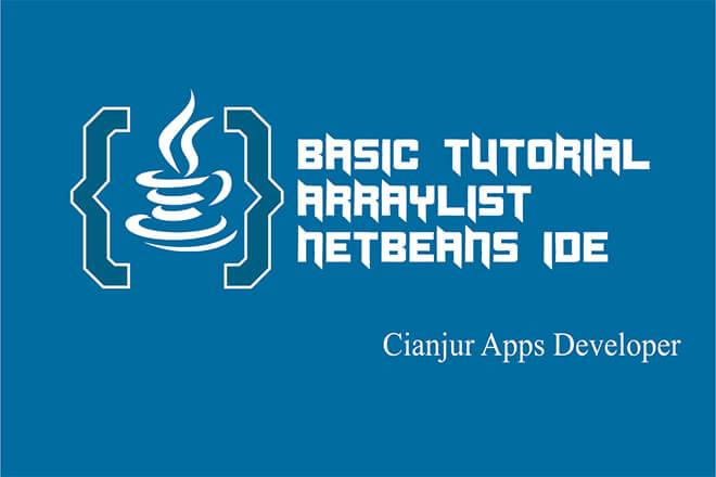 Belajar Menggunakan ArrayList pada Java